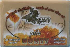 Oliveoilsoap Honey